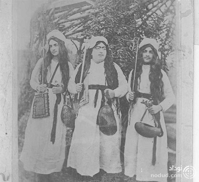همه زنان عصر قاجار
