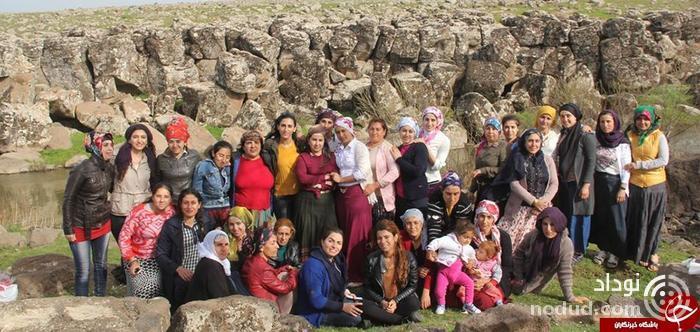 روستایی که تنها زنان حق سکونت در آن را دارند+ تصاویر