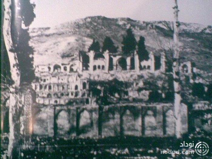 کاخی  در  شمال  ایران که  زیرزمینی  به  دریا  می رسد  (+ عکس )