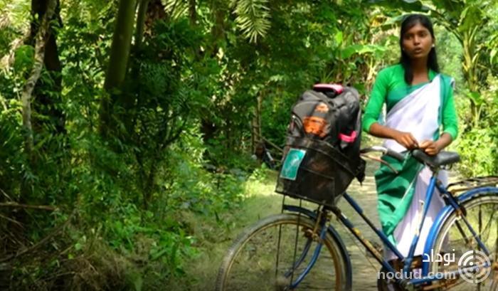 جاده ای که با سرنوشت زنان یک روستا گره خورده است! +تصاویر