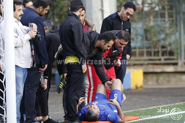 ستار همدانی؛ جنجالی ترین فوتبالی دربی هنرمندان