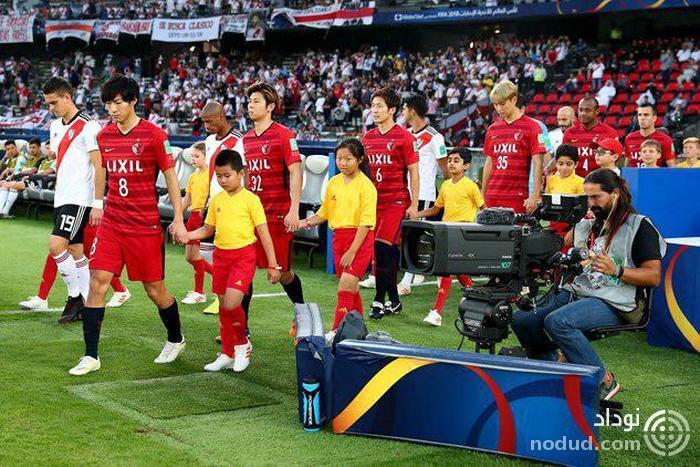 در جام باشگاه های جهان اتفاق افتاد؛ /  سنگین ترین باخت کاشیما در سال2018 (عکس)