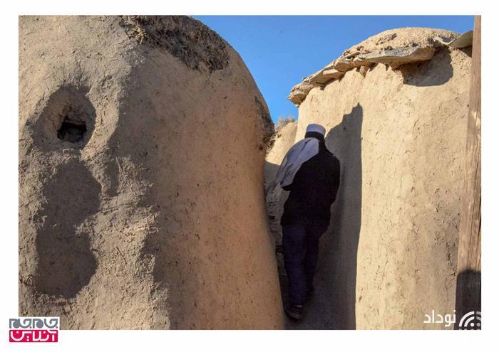 روستایی شگفت انگیز در ایران (+تصاویر)