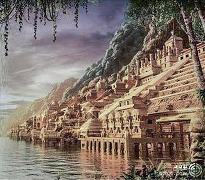 تمدن های مرموز و عجیبی که به طرز اسرارآمیزی نا پدید شده اند! / از شهر گمشده طلایی تا  همکاران موجودات فرازمینی+ تصاویر