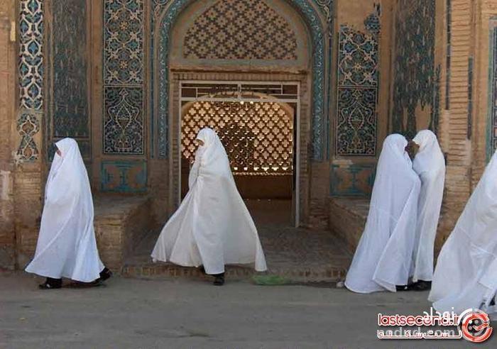 شهر زنان سفیدپوش را می شناسید؟+عکس