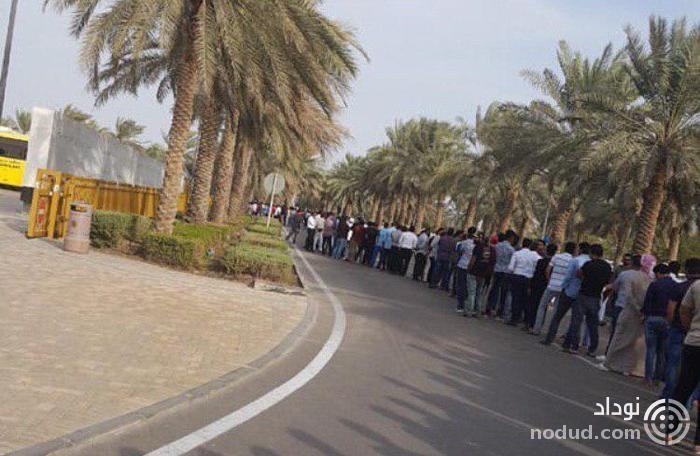 هجوم هندی ها و 11 هزار بلیت رایگان اماراتی (عکس)