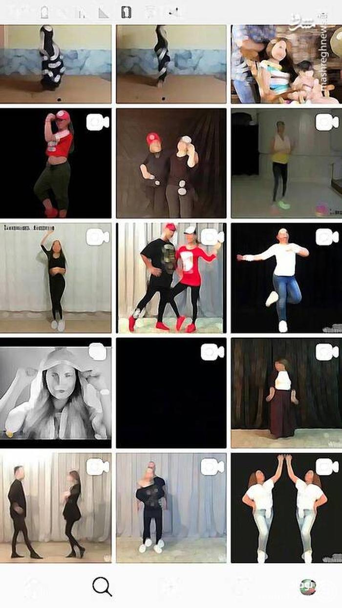 تشویق دختران به رقص، شگرد عجیب خوانندگان نوپا