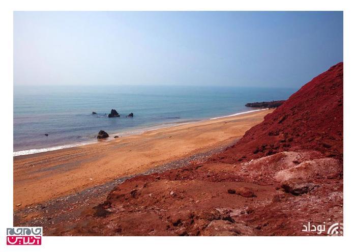 ساحل خونین ایران کجاست ؟ + عکس ها