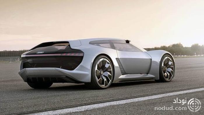 تأیید تولید سوپرکار آئودی P18 E-Tron