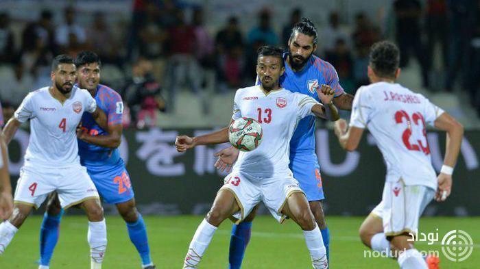 هند صفر- بحرین 1؛ برد برای سومی