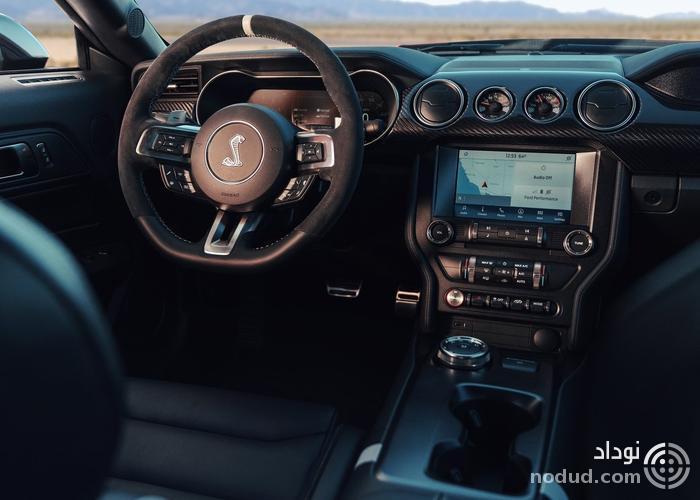 فورد موستانگ شلبی GT500 رونمایی شد
