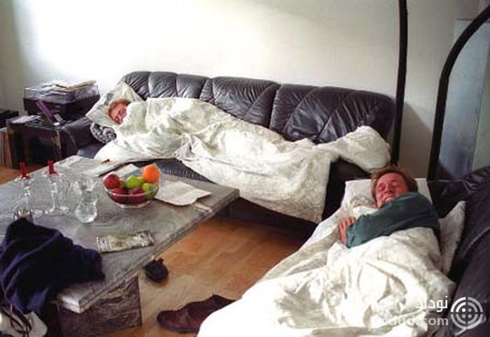 مزایا و امنیت در کوچ سرفینگ Couchsurfing