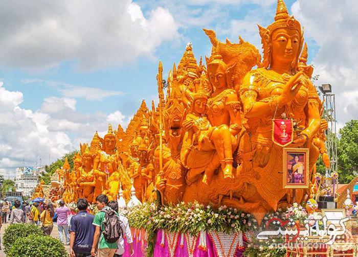 فستیوال شمع تایلند