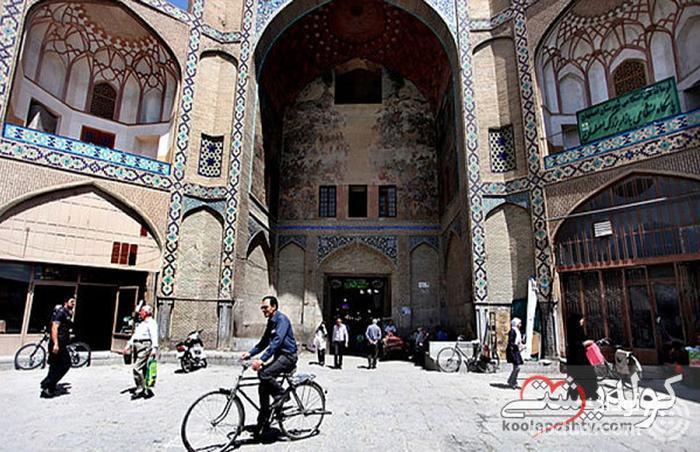بازار قیصریه، معروف ترین بازار ایران