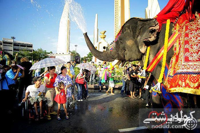 فستیوال songkran