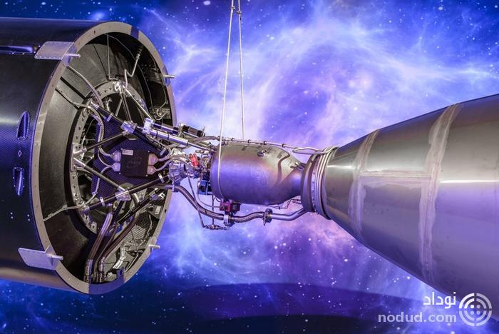 Orbex 3D Print Rocket Engine
