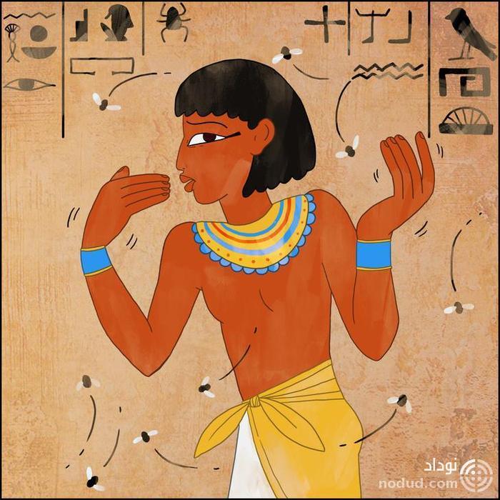 ۱۵ حقیقت عجیب درباره مصر باستان/ از عریان گشتن کودکان تا دوران نوجوانی تا آرایش های عجیب مخصوص مردان!