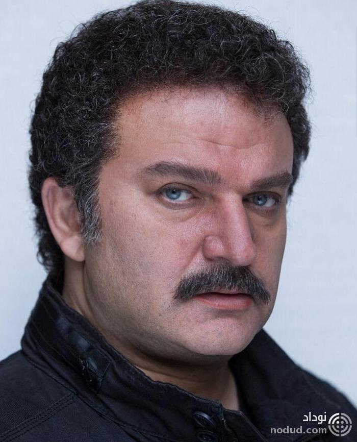 گریم متفاوت مهدی سلطانی در سریال سیروس مقدم +عکس