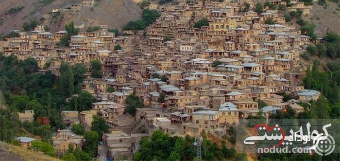 روستای کنگ؛ ماسوله خراسان