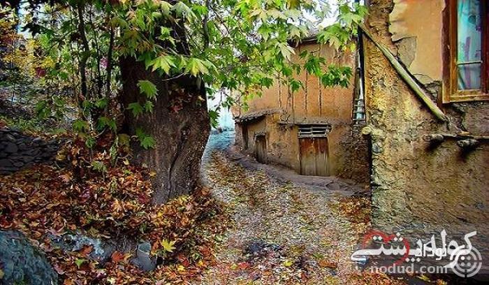 روستاهای زیبای مشهد