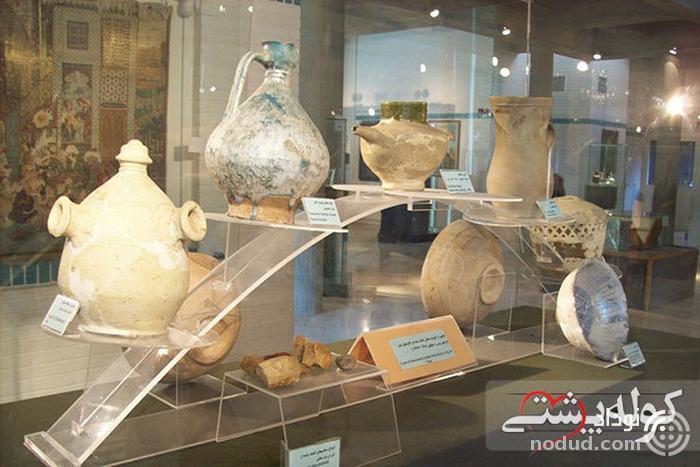موزه توس مشهد