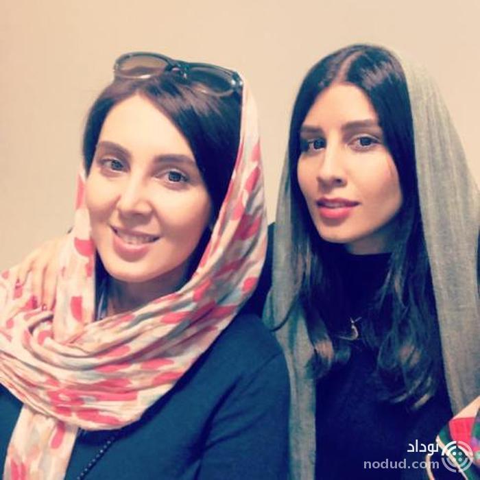 آرزوی لیلا بلوکات برای خواهرش میترا! عکس