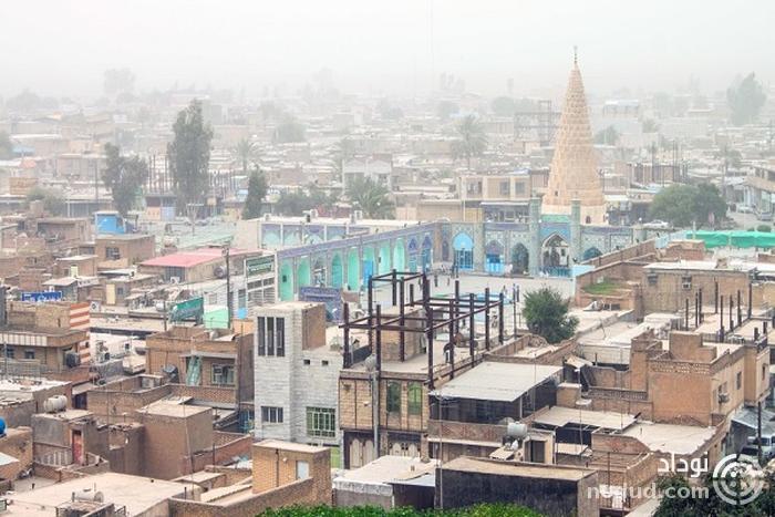 شهر شوش، ایران