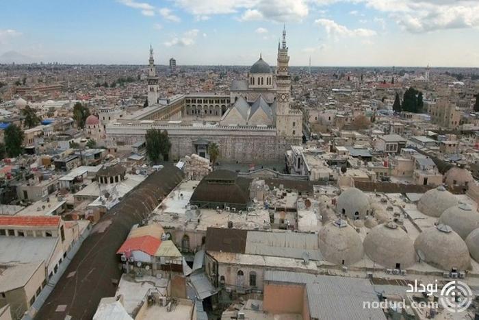 شهر دمشق، سوریه