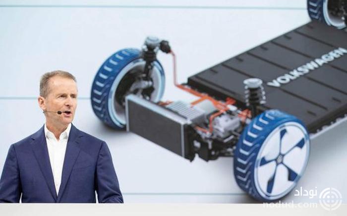 موج سهمگین خودروهای الکتریکی فولکس در راه است