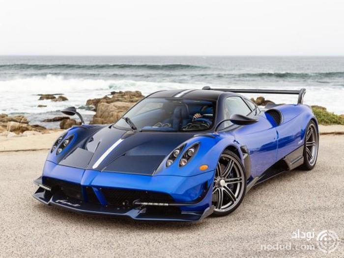 جانشین پاگانی هوآیرا با پیشرانهٔ V12 ساخت AMG در راه است