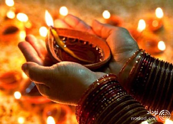جشنواره دیوالی هند
