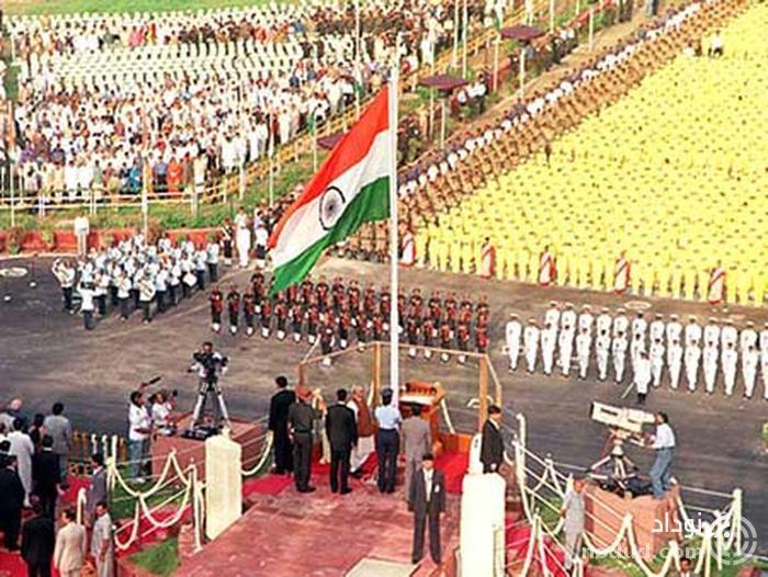 جشن روز استقلال هند