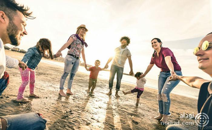 کودکان دلشان سفر می خواهد