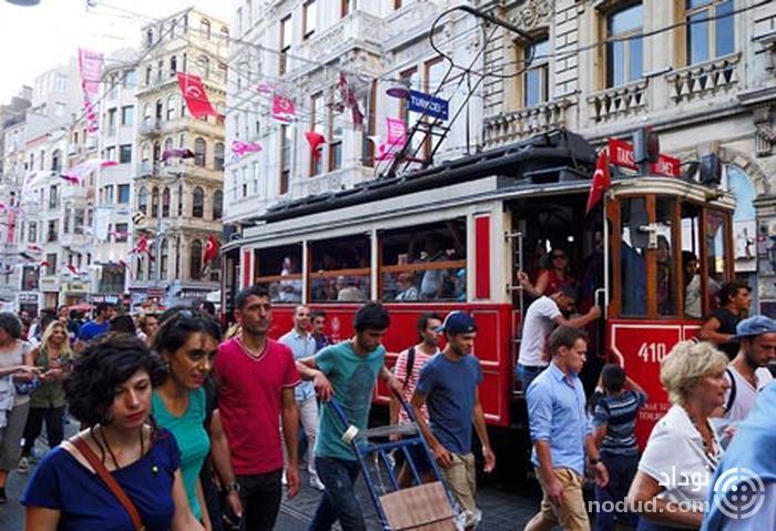 بخش بی اغلو استانبول