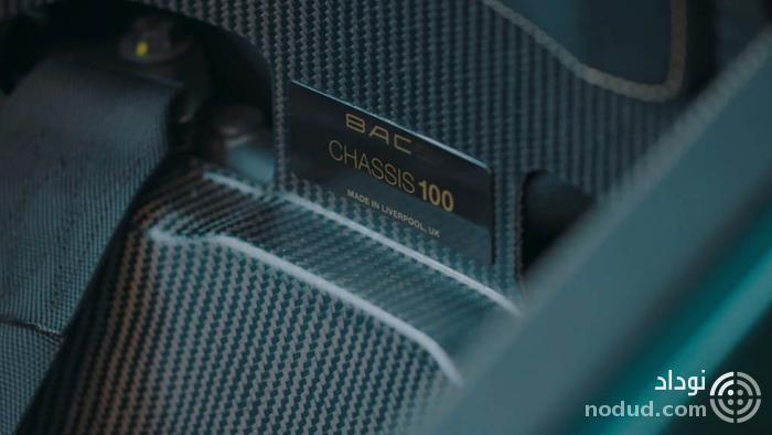 باک مونو شماره 100، جواهری از بریتانیا!