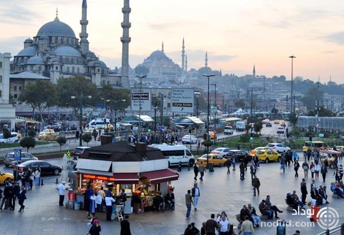 جاذبه های تاریخی آکسارای استانبول