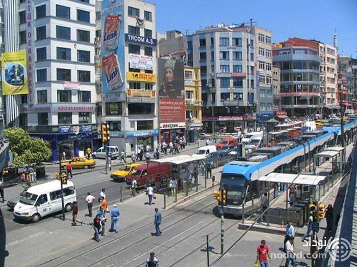 حمل و نقل در آکسارای
