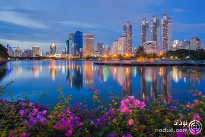 آب و هوای پایتخت تایلند