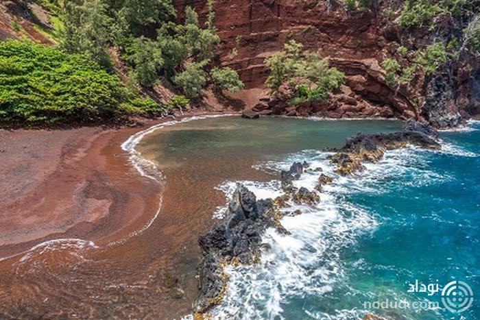 خلیج Kaihalulu، مائوئی، هاوایی