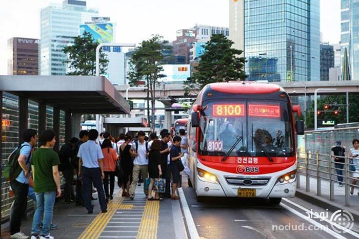 حمل و نقل عمومی در سفر