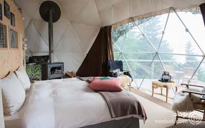 هتل سازگار با محیط زیست