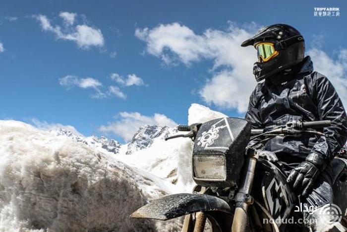 موتورسیکلت تریل آفرودر 250 سی سی