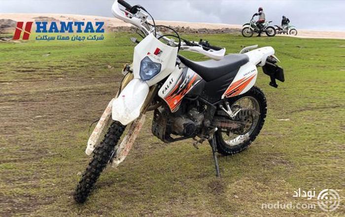 بررسی تریل آفرودرهای 250 سی سی ایران: موتورسیکلت های تریل چینی