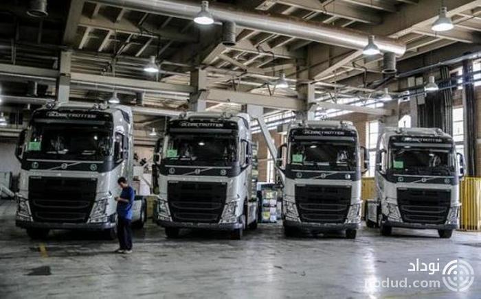 افت 88 درصدی تولید کامیون، اتوبوس و مینی بوس