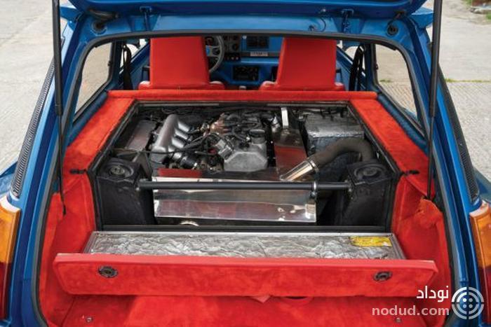 حراج یک رنو 5 توربو مدل 1980، هم قیمت با ب ام و M850i!