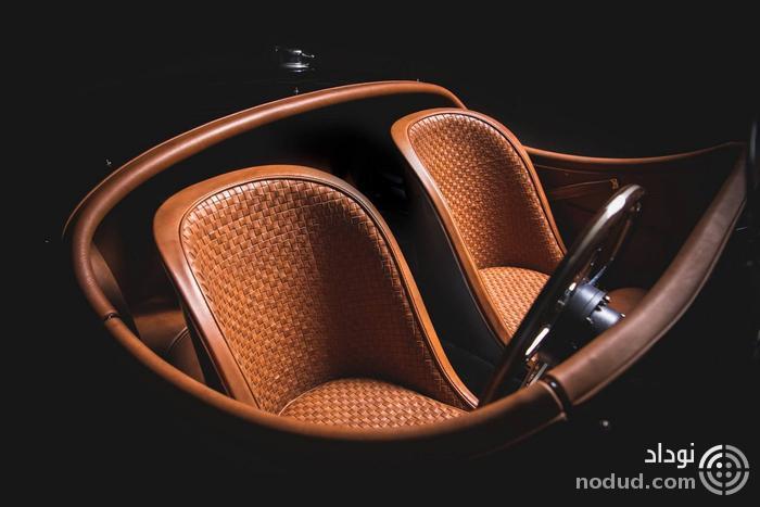 بازسازی و تیونینگ خودروی کلاسیک جگوار XK120