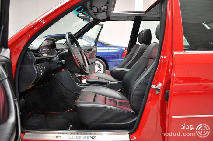 E60 AMG، گل سرسبد خانواده مرسدس W124