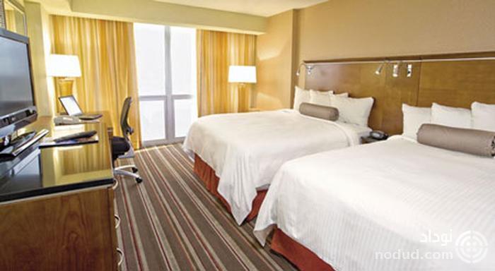 تخت دوبل دوبله Double- Double Bed