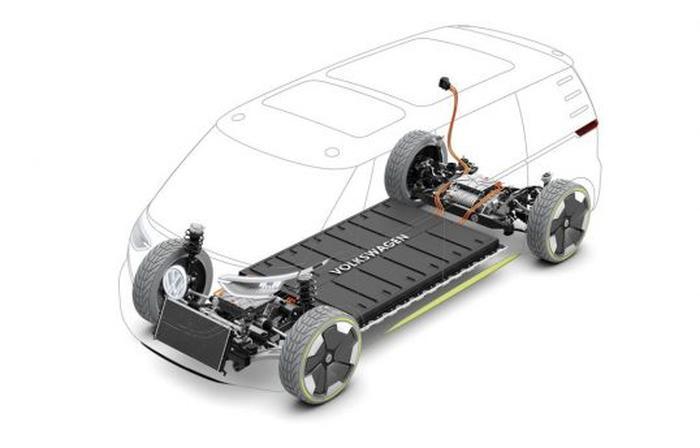سرمایه گذاری هنگفت فولکس واگن برای تولید باتری