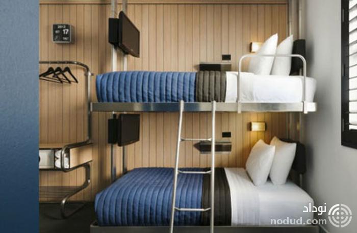 تخت دو طبقه Bunk Beds